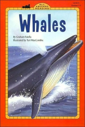 Whales book written by Graham Faiella