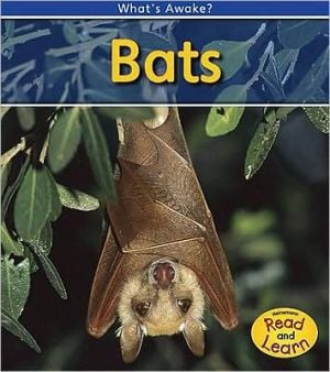 Bats book written by Patricia Whitehouse
