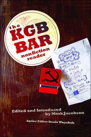 The KGB Bar Non-Fiction Reader book written by Mark Jacobson