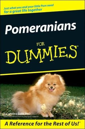 Pomeranians For Dummies book written by D. Caroline Coile