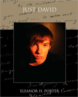 Just David book written by Eleanor H. Porter