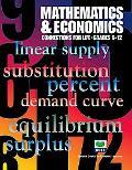 Mathematics & Economics: Connections for Life - 9-12 written by Rich MacDonald, Lisa Breidenbach...