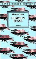 Common Sense book written by Thomas Paine