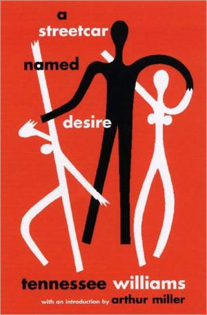 Streetcar Named Desire book written by Tennessee Williams