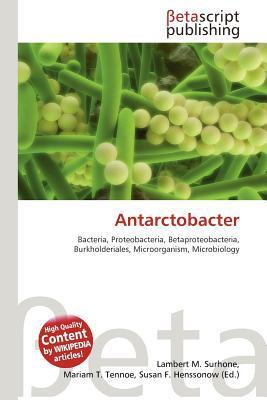 Antarctobacter written by Lambert M. Surhone