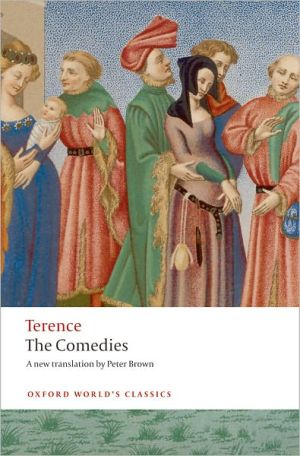 The Comedies book written by Terence
