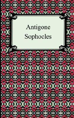 Antigone book written by Sophocles