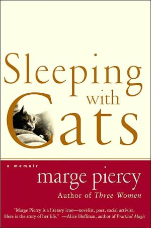 Sleeping with Cats book written by Marge Piercy