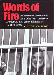 Words of fire book written by Anthony Collings