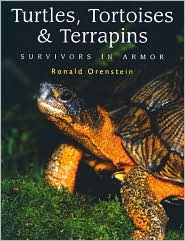 Turtles, Tortoises and Terrapins: Survivors in Armor book written by Ronald Orenstein, Jeanne A. Mortimer, George R. Zug