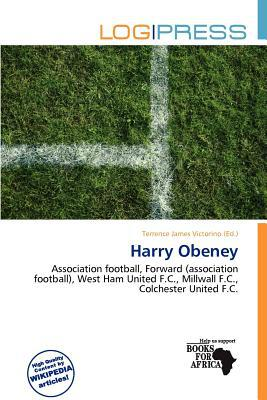 Harry Obeney written by Terrence James Victorino
