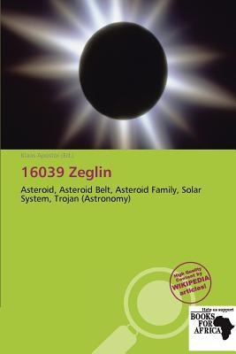 16039 Zeglin written by Klaas Apostol