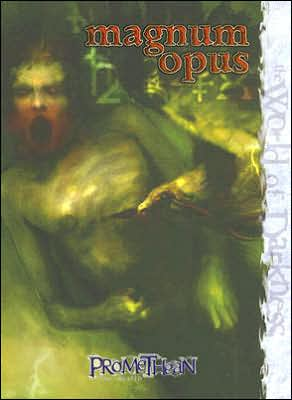 Promethean: Magnum Opus book written by Promethean