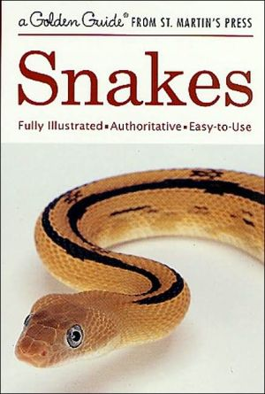 Snakes: (Golden Guide Series) book written by Sarah Whittley