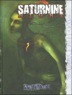 Saturnine Night book written by Joseph D. Carriker