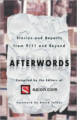 Afterwords book written by The Editors of Salon.com