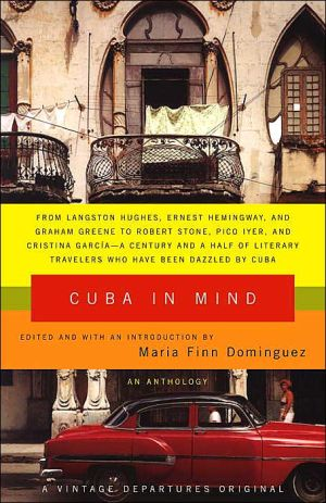 Cuba in Mind: An Anthology book written by Maria Finn Dominguez
