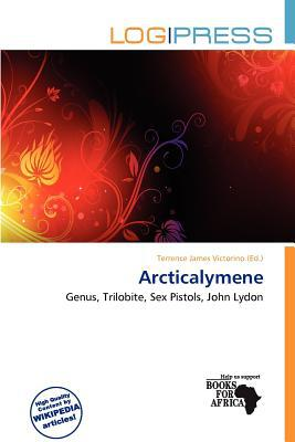 Arcticalymene written by Terrence James Victorino