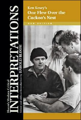 One Flew over the Cuckoo's Nest - Ken Kesey book written by Harold Bloom