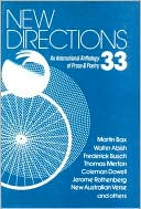 New Directions in Prose and Poetry 33 book written by James Laughlin