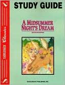 A Midsummer Night's Dream book written by William Shakespeare
