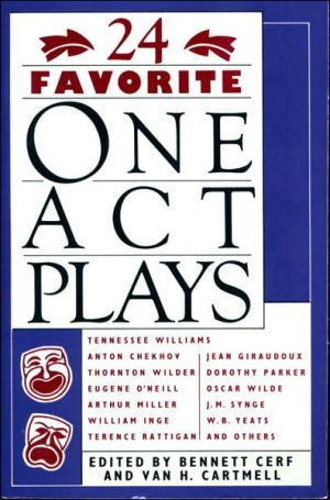 Twenty-Four Favorite One-Act Plays written by Van H. Cartmell