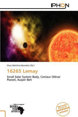 16265 Lemay written by Claus Matthias Benedict