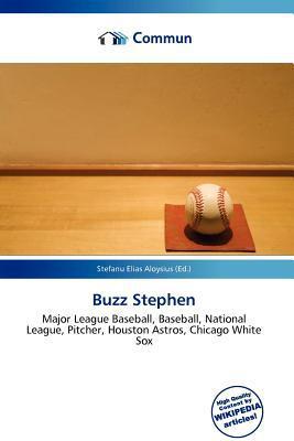 Buzz Stephen written by Stefanu Elias Aloysius