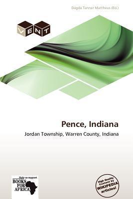 Pence, Indiana written by Dagda Tanner Mattheus