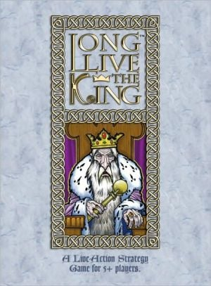 Long Live the King book written by White Wolf Publishing