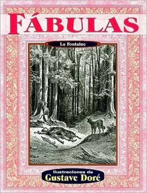 Fabulas book written by Jean de La Fontaine