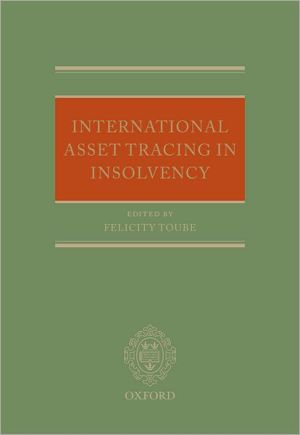 International Asset Tracing in Insolvency book written by Felicity Toube