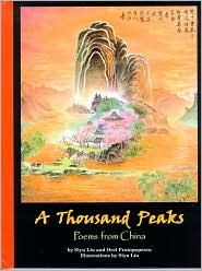 A Thousand Peaks: Poems from China written by Orel O. Protopopescu