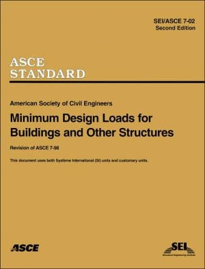 Minimum Design Loads for Buildings and Other Structures (ASCE Standard Series) book written by Staff of American Society of Civil Engineers