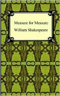 Measure for Measure book written by William Shakespeare