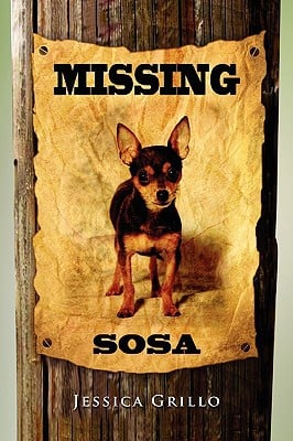 Missing Sosa written by Grillo, Jessica