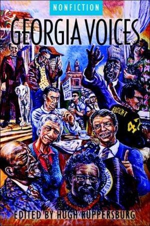 Georgia Voices, Vol. 2 book written by Hugh Ruppersburg