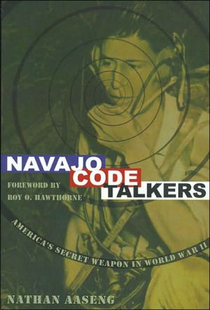 Navajo Code Talkers book written by Nathan Aaseng