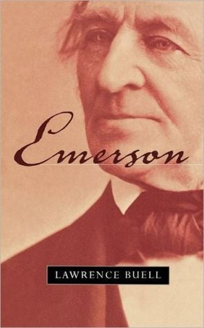 Emerson book written by Lawrence Buell