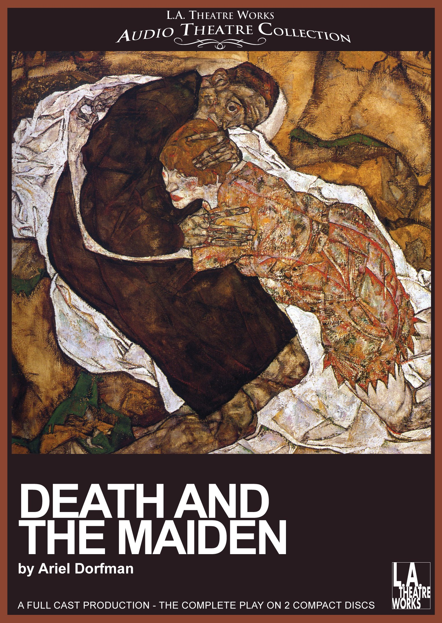 Death and the Maiden book written by Ariel Dorfman