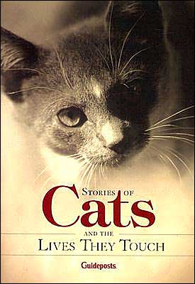 Stories of Cats and the Lives They Touch book written by Peggy Schaefer
