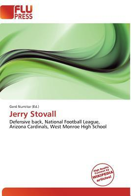 Jerry Stovall written by Gerd Numitor
