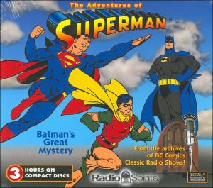 The Adventures of Superman book written by Radio Spirits