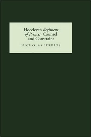 Hoccleve's Regiment Of Princes' book written by Nicholas Perkins