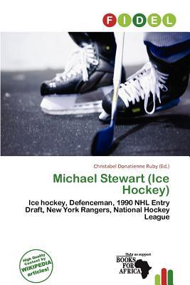 Michael Stewart (Ice Hockey) written by Christabel Donatienne Ruby
