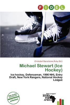 Michael Stewart (Ice Hockey) written by Christabel Donatienne Ruby