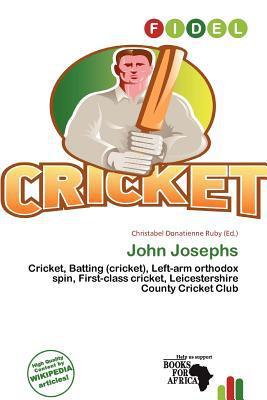 John Josephs written by Christabel Donatienne Ruby