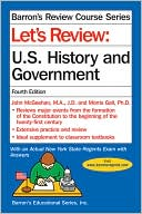 Let's Review: U. S. History and Government (Barron's Review Course) book written by John McGeehan