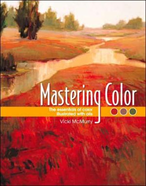 Mastering Color written by Vicki McMurry