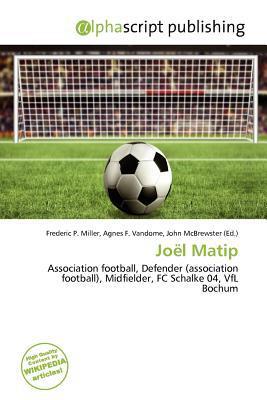 Jo L Matip written by Frederic P. Miller